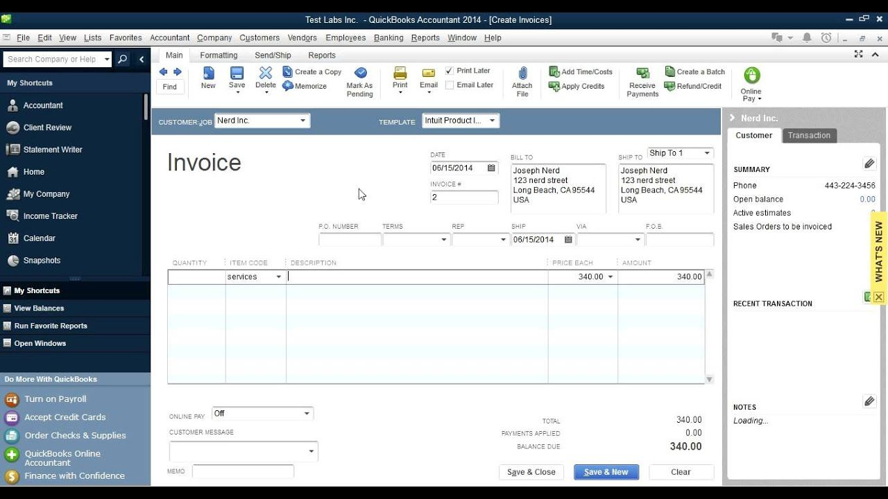 Timekeeping and billing software 2