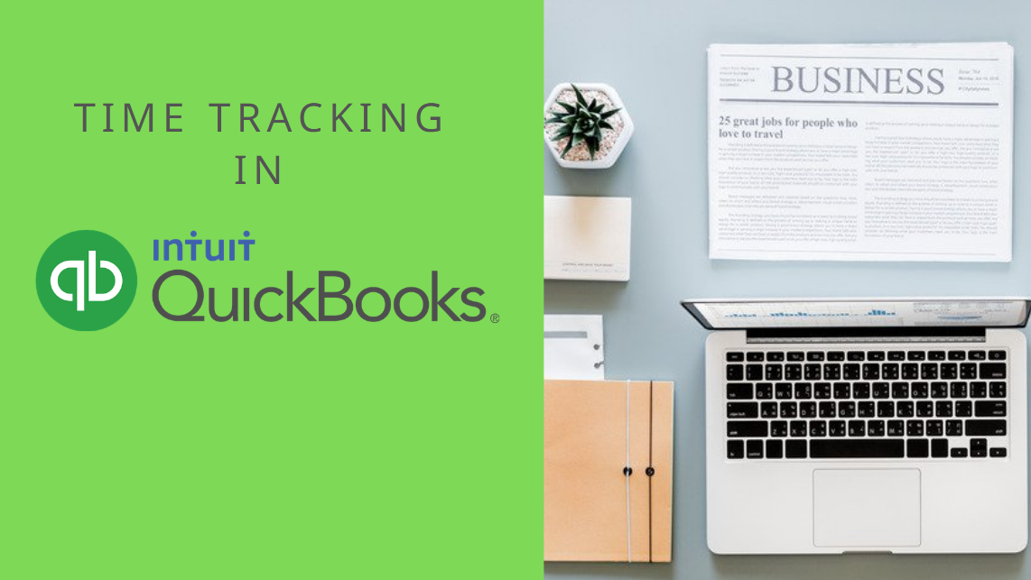 The Best and the Only Quickbooks time tracking apps