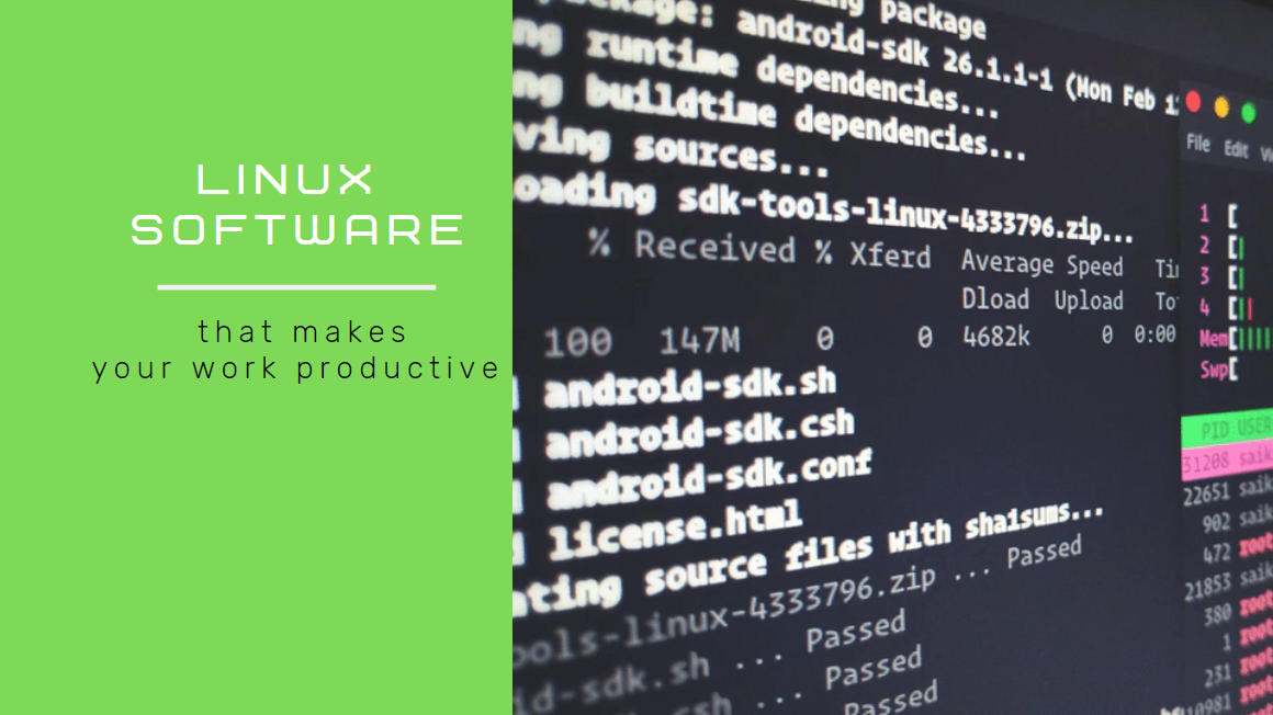 25 Linux Applications For Enhanced Productivity
