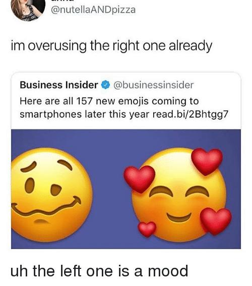 emoji overuse meme