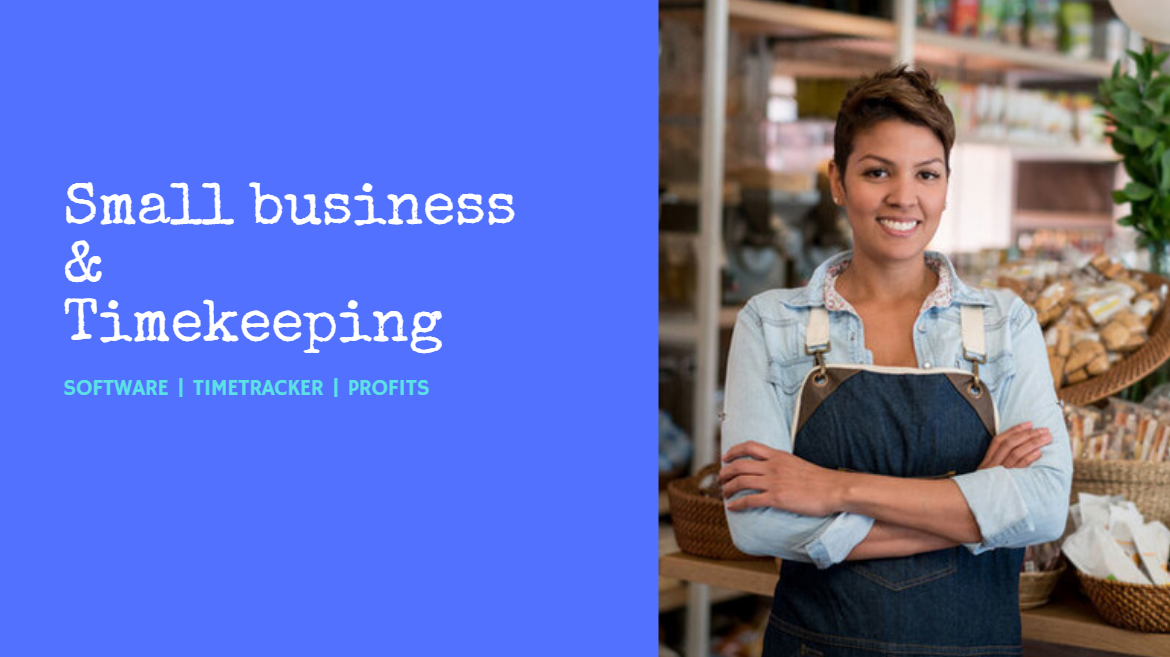 The timekeeping software for small businesses that win customers