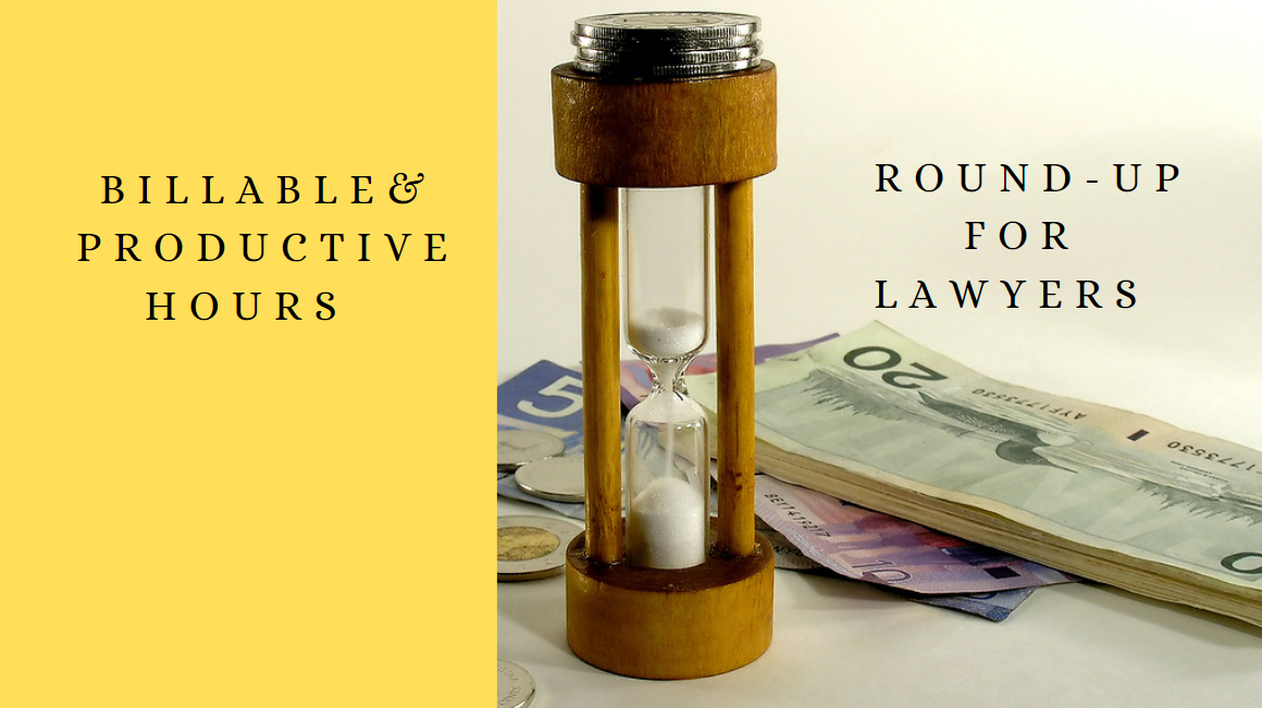 Productive Lawyers Round-up