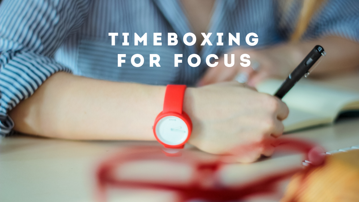 Timeboxing Examples and Apps to Improve Your Workflow