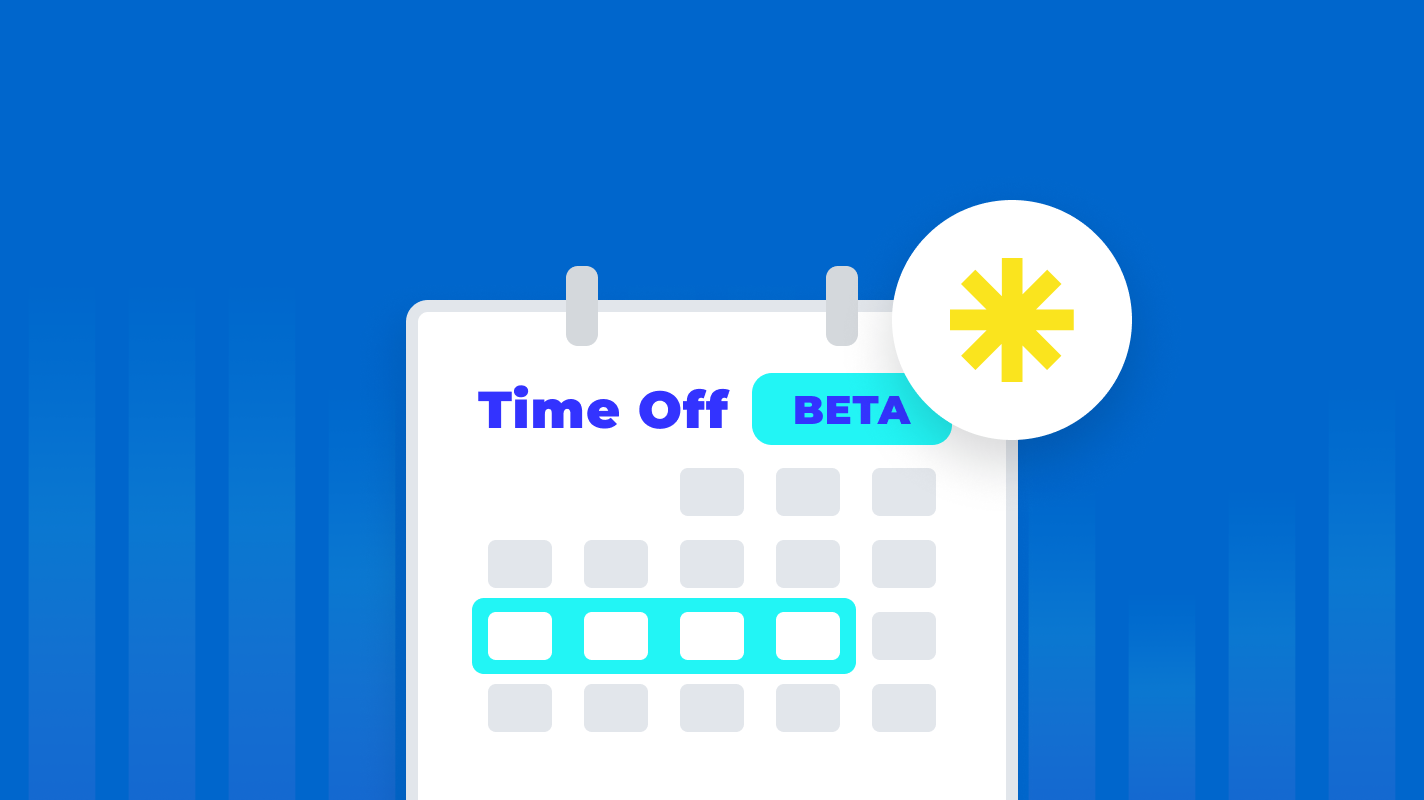 Announcing Time Off Feature Preview in TMetric