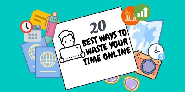 Best Time-wasting Websites to Dive in 2019