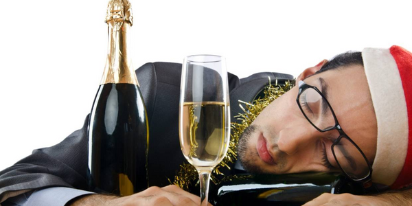 Stories of how not to celebrate holidays at work
