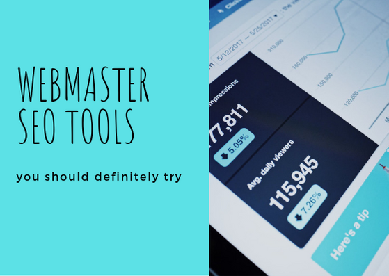 10 Best SEO Tools for Webmaster