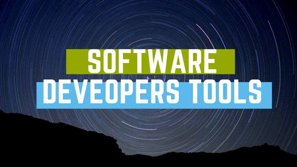 Software Developers Tools Round-up