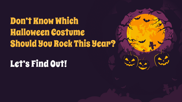 TMetric Halloween Costume Quiz